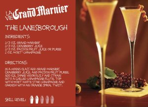 Grand Marnier Lanesborough Cocktail Recipe