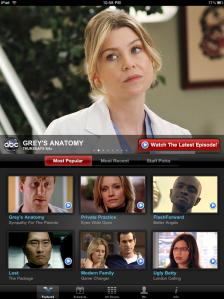 ABC iPad App
