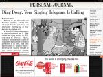 WSJ Coca-Cola Ad Expanded
